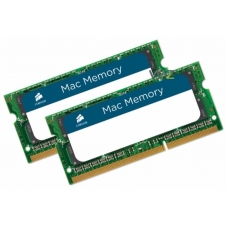 Corsair - CMSA8GX3M2A1066C7 - Dominator GT 8GB DDR3 SDRAM Memory Module (For Apple Notebook)