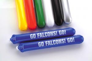 Thundersticks - Sets of 2 - 24 x 4.25 - 1 Color Printed - 4/0