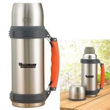 33 Oz. Woodland Vacuum Flask