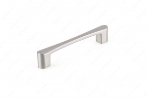 Contemporary Metal Pull - 7470 - 144 mm / 7 mm - Brushed Nickel