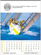 Prestige Calendar - ROMANCE OF SAIL