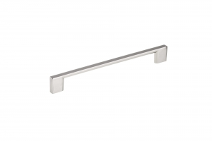 Contemporary Metal Pull - 8160 - 192 mm - Brushed Nickel
