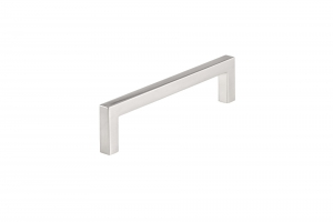 Contemporary Metal Pull - 873 - 128 mm - Brushed Nickel