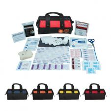Mini ParaMedic First Aid Kit - 69 Pieces