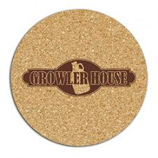 Cork Growler Coaster