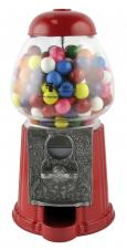 9 Petite Gumball Machine w/Imprinted Buttons