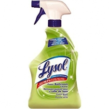 LYSOL BATHROOM CLEANER FRESH APPLE TRIGGER - 950mL