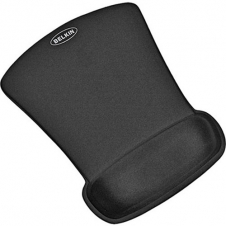 Belkin - F8E262-BLK - WaveRest Series Gel Mouse Pad - Noir