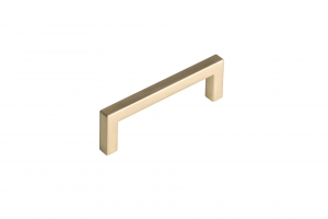Contemporary Metal Pull - 873 - 96 mm - Champagne bronze