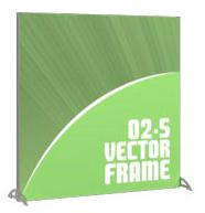 Vector Frames - 47 x 47w Square frame (02) - With OCL case