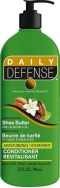 DAILY DEFENSE CONDITIONER SALON INSPIRED SHEA BUTTER - 32 oz / 946 ml