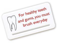 Vide tube pâte à dent