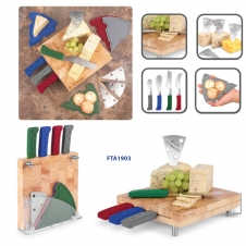 Final Touch Cheese Station - 13 Piece Set