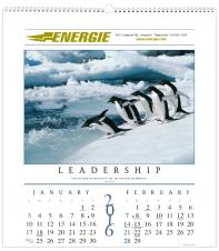 Prestige Series Motivation Calendar