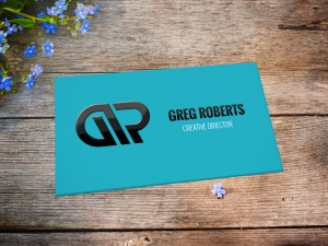 Business Card - 16pt - Matte Lamination + SPOT UV