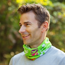 Multi Use Neck Tube Bandana