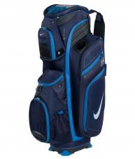 Nike - M9 cart II - Golf Bags - Black Blue/White