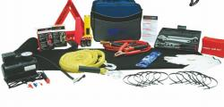 Roadside Safety Kit - 91 Pieces
