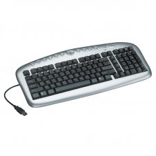 Clavier - Tripp-Lite clavier USB - Gris
