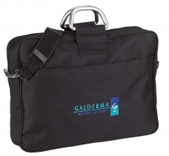 Business and convention document bag