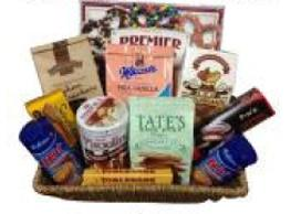 Gourmet Treat Basket