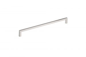 Contemporary Metal Pull - 873 - 320 mm - Brushed Nickel