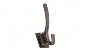 Transitional Metal Hook - 1233 - Brushed Oil-Rubbed Bronze