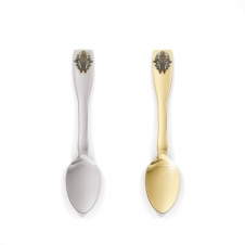 Spoon with Soft Enamel Lapel Pin (Up to 0.5)