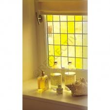 Window Films - Decorative Films - Stained Glass Effect - VTJ 310 - Yellow