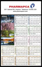 Instant View® Calendars - FOUR SEASONS
