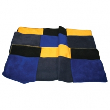 Premium 2-Tone Pocket Youth Fleece Scarf (50x7)