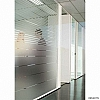 Window Films - Decorative Films - Frosted Films - INT 237 - Thick Frosted Stripes