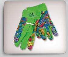Multi Color Garden Gloves