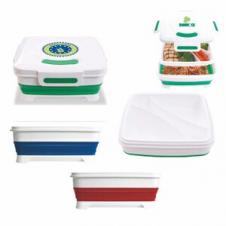 Plastic Lunch Box with Silicone Extension (50 days Direct Import Service)