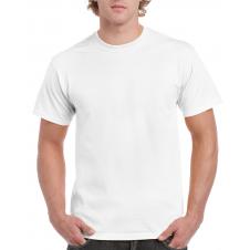 Gildan - 2000 - T-shirt Ultra Cotton - 10.1 OZ - Blanc - Medium