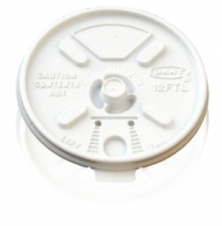 Lids for Foam Cups - 10 - 12 oz.