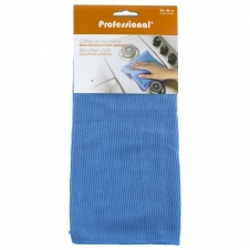 PROFESSIONAL - MICROFIBER CLOTH - BLUE